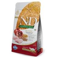Farmina N&D AG ( 5кг) д/к  стерилиз. Курица Гранат (chicken pomegrante) Neutered Kormberi.ru магазин товаров для ваших животных